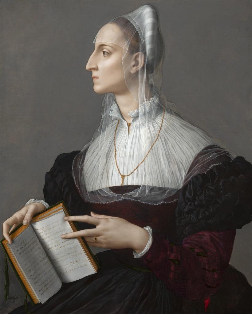 Il ritratto di Laura Battiferri di Agnolo Bronzino è stato restaurato