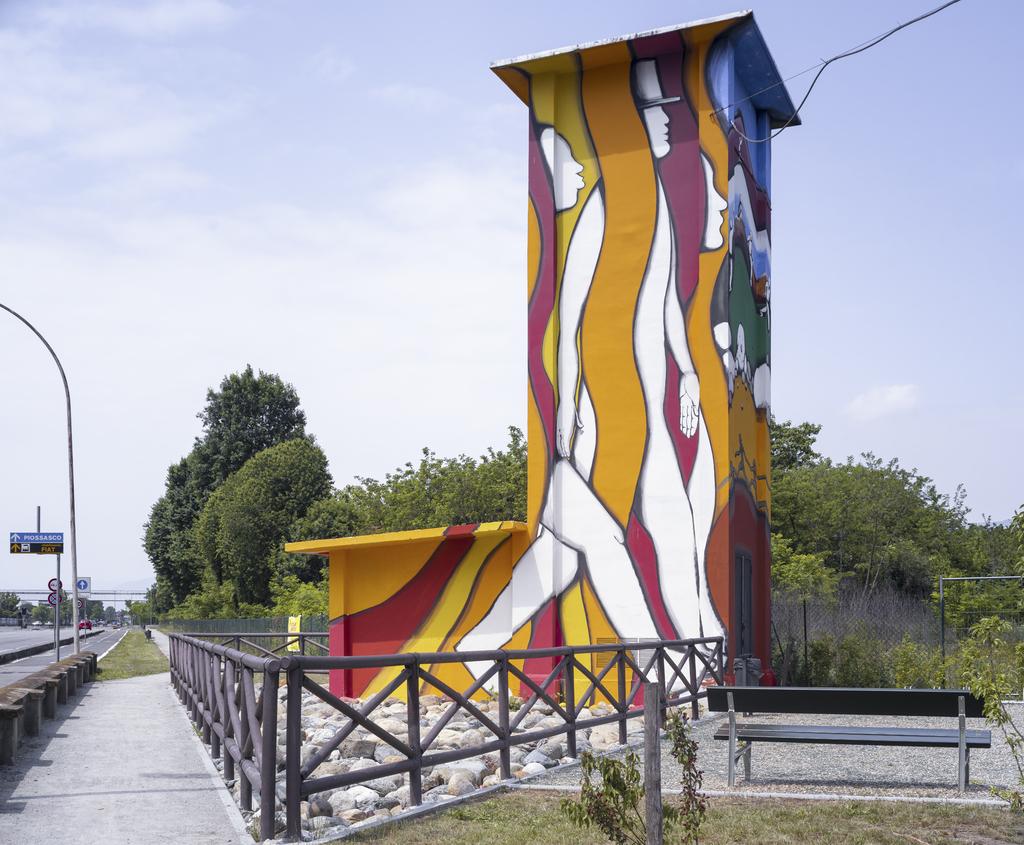 La rigenerazione urbana di Rivalta di Torino è iniziata con Run