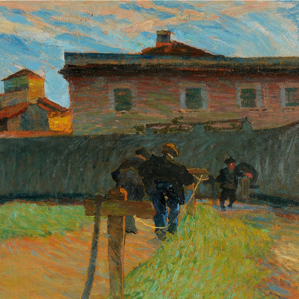 Mario Puccini. Van Gogh involontario