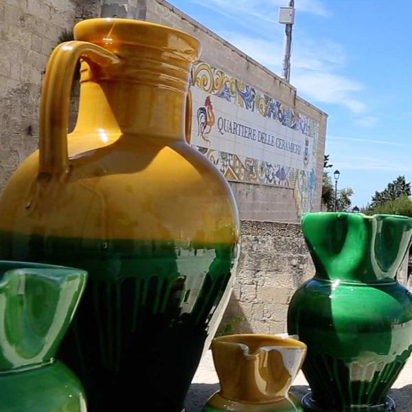 Pottery Experience. Un video racconta la ceramica pugliese e le attività esperienziali di Grottaglie