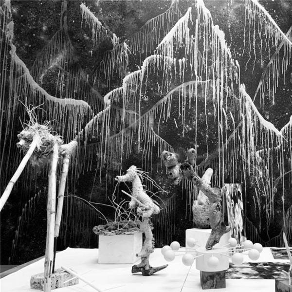 The awakening - Video installazione sulle sculture di Alberto Di Fabio