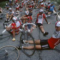 Vite di corsa. La bicicletta e i fotografi di Magnum. Da Robert Capa ad Alex Majoli