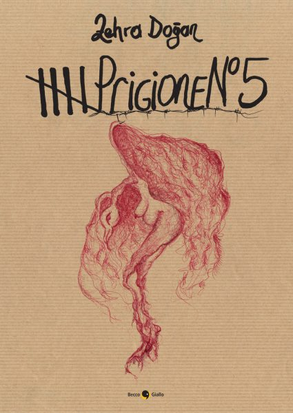 """Zehra Doğan presenta la graphic novel """"Prigione n. 5"""""""