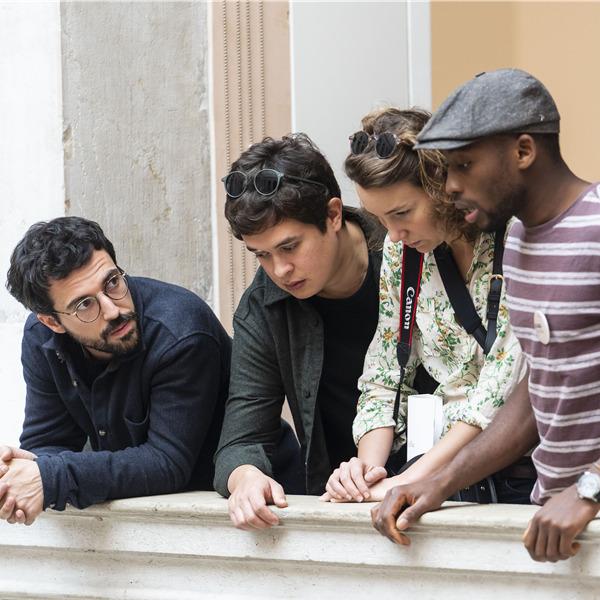 Altri sguardi - Bando di mediazione museale rivolto a migranti . Terza edizione