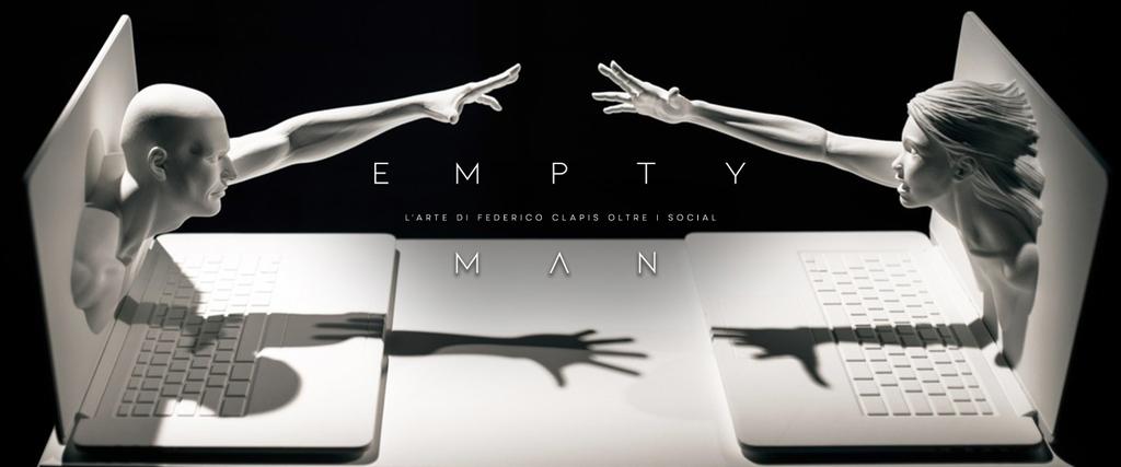 Empty Man. L'arte di Federico Clapis oltre i social al Giffoni Film Festival