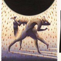 Guardando l'Inferno. Le illustrazioni originali di Lorenzo Mattotti