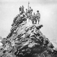 Il Monte Cervino: ricerca fotografica e scientifica - L'Adieu des glaciers