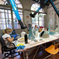 Quattro oggetti di Galileo Chini restaurati tornano a Salsomaggiore