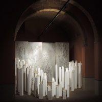 Rebirth - Rinascita. Installazione di Tamara Ferioli e Olga Niescier