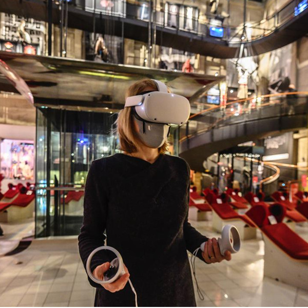 VRE Virtual Reality Experience 2021
