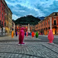 White Carrara Downtown: il festival del marmo