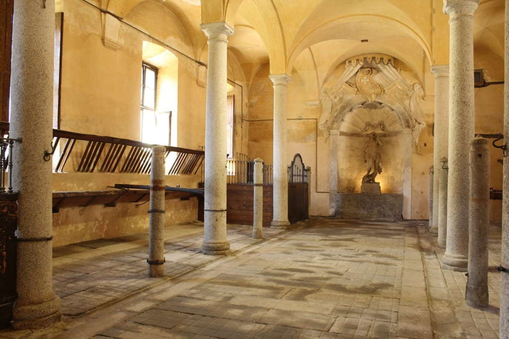 I nuovi ambienti aperti alla visita libera a Villa Arconati