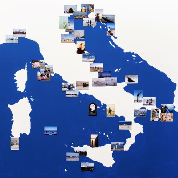 """Il progetto """"Mare magnum nostrum"""" di Gea Casolaro entra nelle collezioni del Museo Nazionale di Ravenna"""