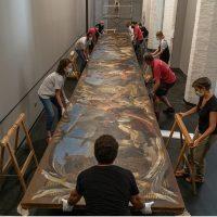 Il ritorno del Castigo dei serpenti di Tiepolo alle Gallerie dell'Accademia di Venezia
