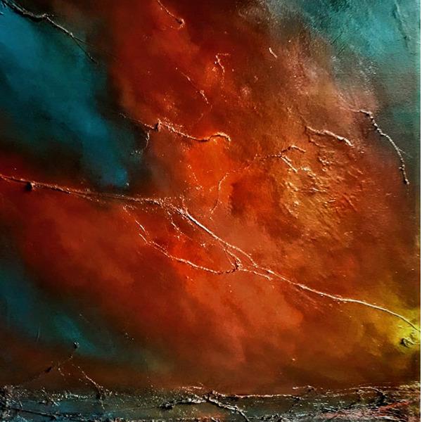 Alex Coin. Metamorfosi materica 2021