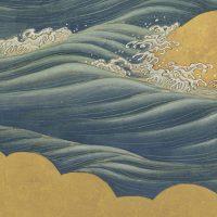 Assonanze cromatiche - Antichi paraventi giapponesi in dialogo con le ceramiche di Simone Negri