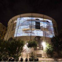 Esterno notte - Le immagini accendono la città di Torino