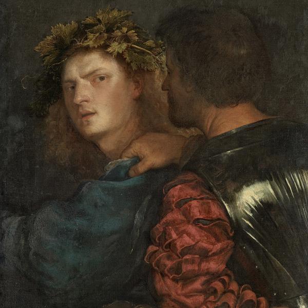 """""""Il Bravo"""", capolavoro giovanile di Tiziano, torna a Venezia dopo 30 anni"""