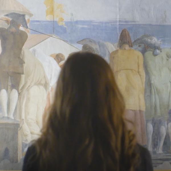 """La Grande Arte al Cinema: """"Venezia. Infinita avanguardia"""""""