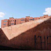 Tabit Rida. Marrakech, in times of stillness