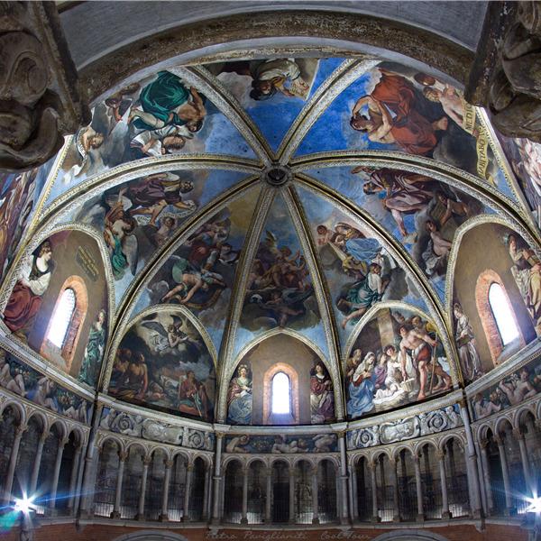 Visita guidata alla cupola del Guercino