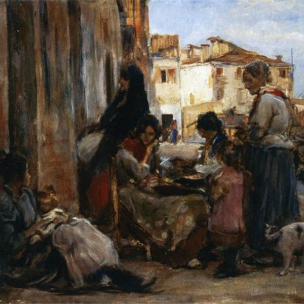 Alessandro Zezzos (1848-1914). Oltre il Verismo