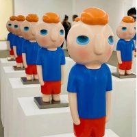 Cai Wanlin's Fantasy world exhibition