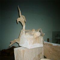 Clamor. installazione di Jacopo Belloni, Beatrice Favaretto, Giorgia Garzilli, Diego Gualandris e Pietro Librizzi
