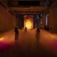 Falling dreams - Installazione immersiva del collettivo None