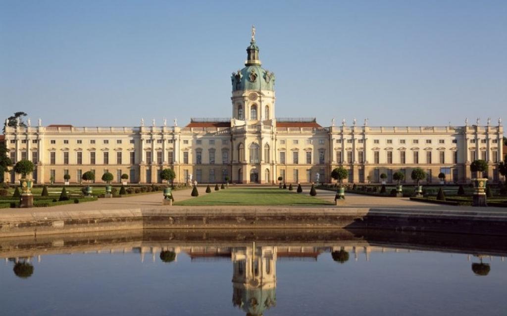 I giardini e i palazzi di Berlino riaprono le porte