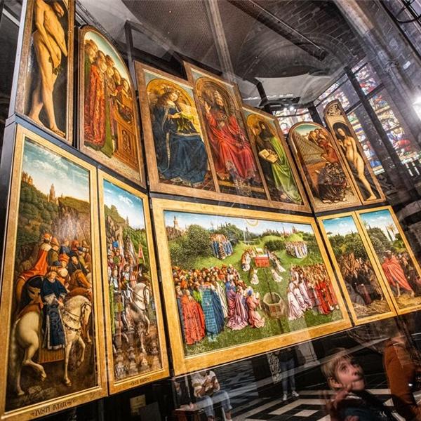 Il Polittico di Gent svela il suo più grande segreto: quale fu il ruolo di Hubert van Eyck?