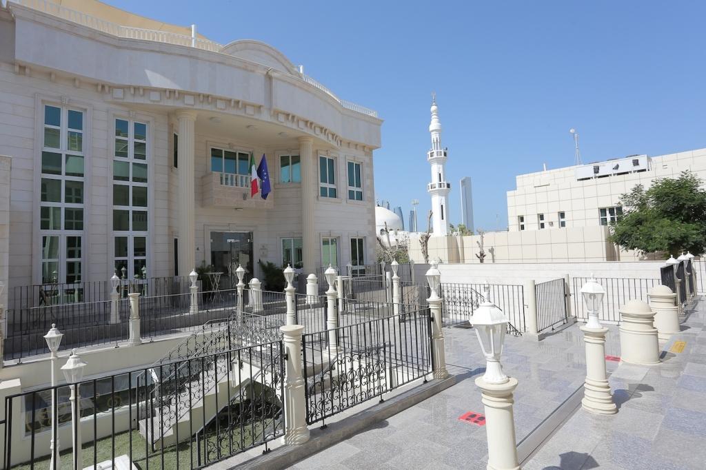 L'Istituto italiano di Cultura di Abu Dhabi apre al pubblico