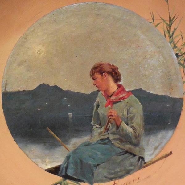 Pittori toscani dell'800. La collezione di Ettore Ermanno Morelli